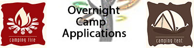Overnight Camp Application